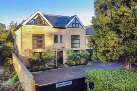 Ellesmere Road, Weybridge, KT13. 5 bedroom detached house for sale