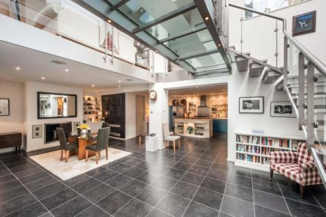 Gunter Grove, Chelsea, London SW10. 4 bedroom house