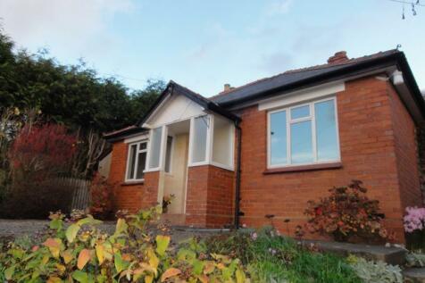 Autumn Cottage, Bank Crescent, Ledbury, Herefordshire, HR8. 2 bedroom detached bungalow
