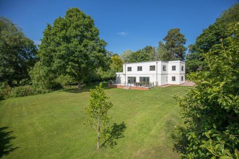 Broad Oak, Old Church Road, Colwall, Malvern, Herefordshire, WR13. 4 bedroom detached house for sale
