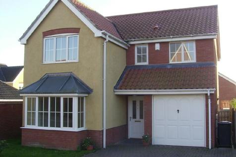 Dow Close, Norwich. 4 bedroom detached house