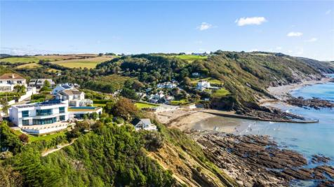 Kellow, Looe, Cornwall. 4 bedroom detached house for sale