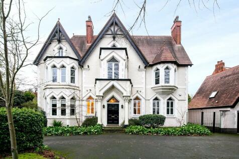 Farquhar Road, Edgbaston B15 3RA. 6 bedroom detached house