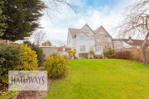 Llantarnam Road, Cwmbran, Torfaen, NP44. 5 bedroom semi-detached house for sale