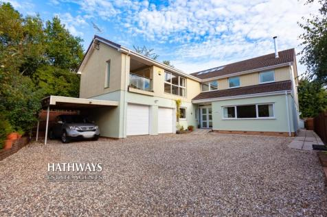 The Alders, Cwmbran, Torfaen, NP44. 4 bedroom detached house