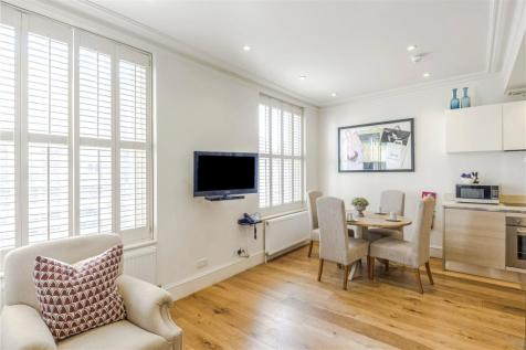 Hereford Road, London, W2. 1 bedroom apartment