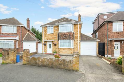 Baxter Close, Hillingdon. 4 bedroom detached house