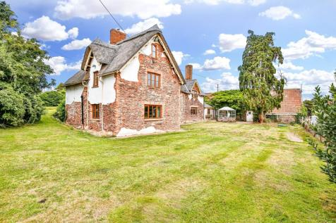 Hyde Lane, Bathpool, Taunton, Somerset. 5 bedroom detached house for sale