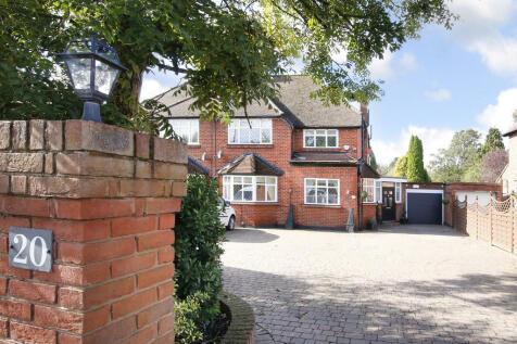 Danson Road, Bexleyheath. 4 bedroom semi-detached house for sale