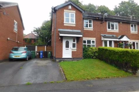 Hanson Mews, Offerton, Stockport. 3 bedroom semi-detached house for sale
