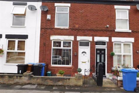 Carnarvon Street, Offerton, Stockport. 2 bedroom terraced house