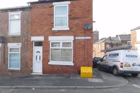 Stream Terrace, Stockport. 2 bedroom end of terrace house