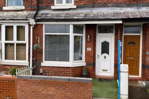 Dona Street, Offerton, Stockport. 2 bedroom terraced house for sale