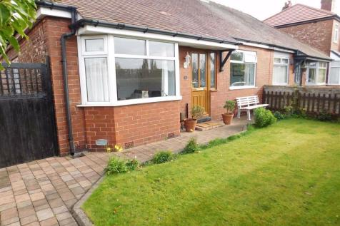 Webb Lane, Offerton, Stockport. 2 bedroom semi-detached bungalow for sale