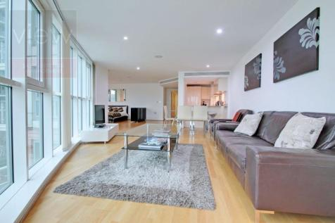 St George Wharf, London, SW8. 2 bedroom apartment