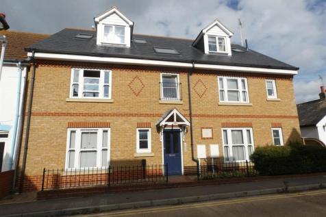 Harwich Street, Whitstable. 2 bedroom apartment