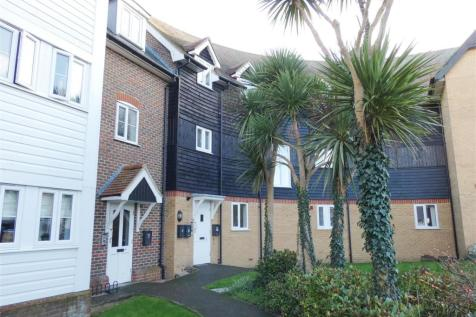 Bluefield Mews, Whitstable. 3 bedroom apartment