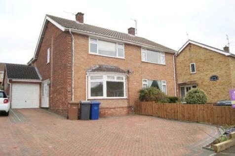 Winthrop Road, Bury St. Edmunds. 3 bedroom semi-detached house