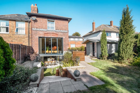 Southsea, Hampshire. 4 bedroom town house