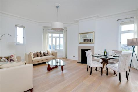 Langham Mansions, Earl's Court Square, London, SW5. 2 bedroom flat