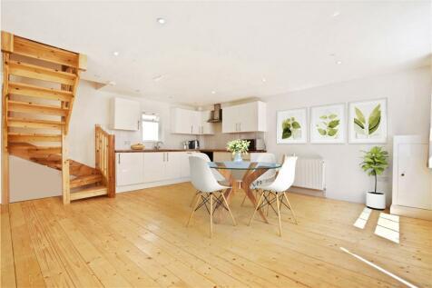 Osten Mews, London, SW7. 4 bedroom terraced house