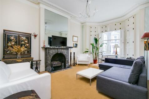 Philbeach Gardens, Earls Court, London, SW5. 1 bedroom flat