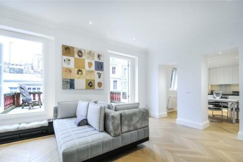 Courtfield Road, South Kensington, London, SW7. 1 bedroom terraced house