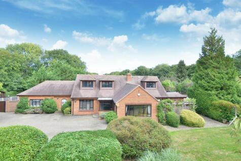 Cudham, Sevenoaks, Kent. 5 bedroom detached house