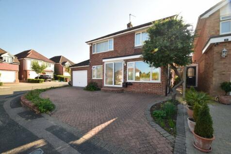 Foulds Close, Rainham, Gillingham, ME8. 4 bedroom detached house