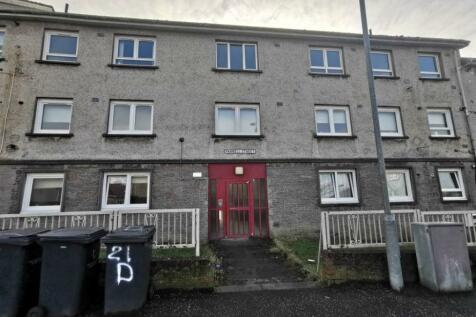 Parnell Street, Airdrie, Lanarkshire, ML6. 3 bedroom flat