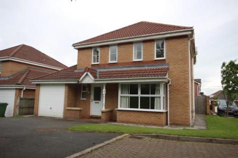 Longmans Close, Oakland View, Carlisle, CA1 3TL. 4 bedroom detached house