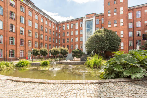 Bow Quarter, Fairfield Road, E3. 1 bedroom apartment