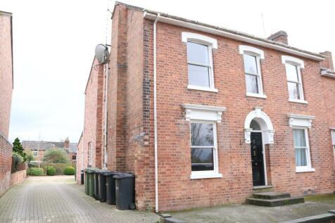 47 Waterworks Road, Barbourne, Worcester, WR1. 1 bedroom flat