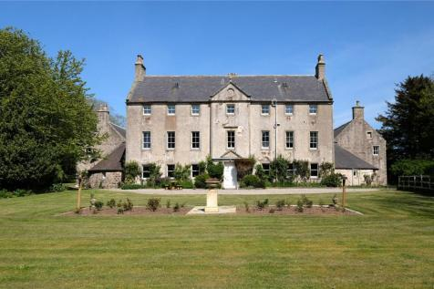 Aberdour House, New Aberdour, Fraserburgh, Aberdeenshire, AB43. 9 bedroom detached house for sale