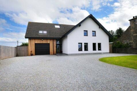 Cedar Lodge, Mulben, Keith, Moray, AB55. 4 bedroom detached house for sale