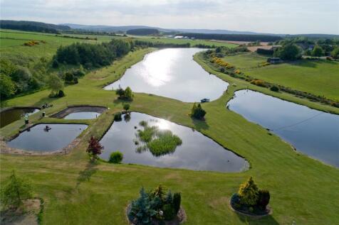 Wardend Fishery, Birnie, Elgin, Moray, IV30. Land for sale