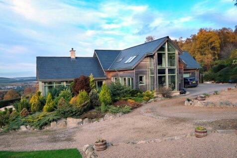 Woodside, Aberlour, Aberlour, Moray, AB38. 7 bedroom detached house for sale