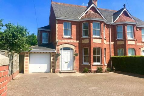 Period Five Bedroom Residence In Upwey. 5 bedroom semi-detached house for sale