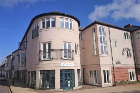 Modern Apartment, Tyberton Court, Poundbury. 2 bedroom apartment