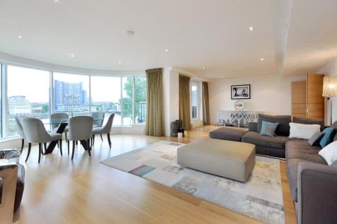 Imperial Wharf, SW6, EPC B,. 3 bedroom apartment