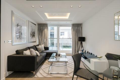 Radnor Terrace London W14 EPC:B. 1 bedroom apartment