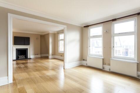 Iverna Court London W8. 4 bedroom apartment