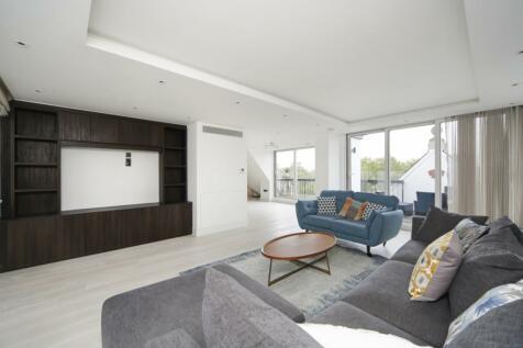 Knightsbridge London SW1X. 5 bedroom flat