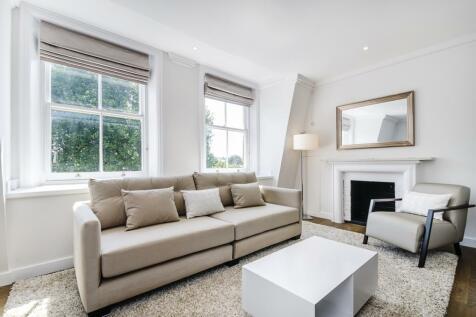 Egerton Gardens London SW3. 2 bedroom apartment