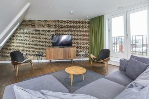 Southwark Street London SE1. 2 bedroom penthouse