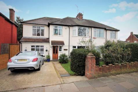 Bridgewater Road, Wembley. 5 bedroom semi-detached house for sale