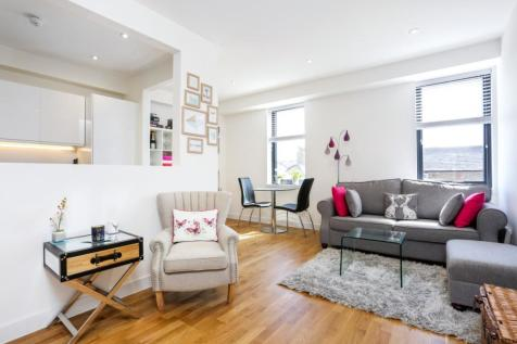 St Leonards Road Windsor SL4. 1 bedroom apartment