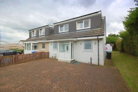 19, Queen Mary Avenue, Clydebank, G812LS. 2 bedroom semi-detached house for sale