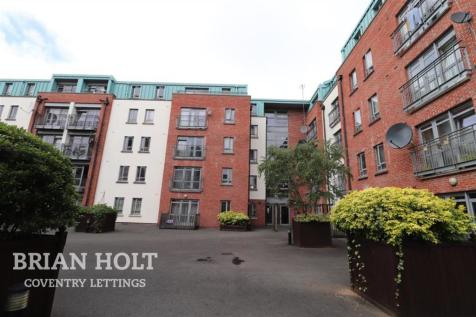 Beauchamp House, City Centre. 2 bedroom flat
