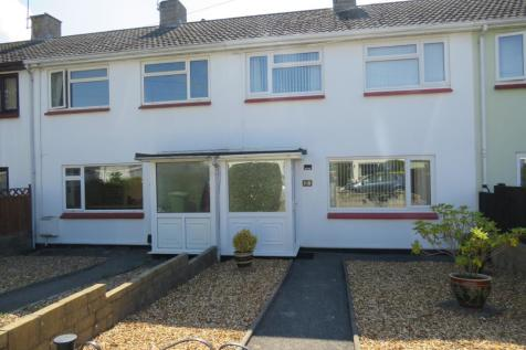 Stourton Close, FROME. 3 bedroom terraced house